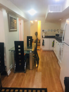 1 bedroom  furnished basement apartment  for rent in Mississauga