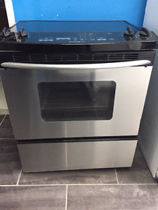 cuisiniere encastrable stainless