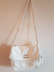 Assorted White and Black Purse's