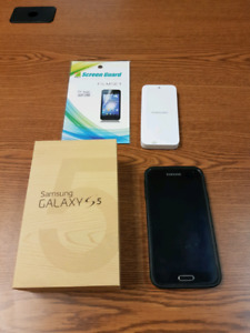 Unlocked Samsung Galaxy S5 (no cracks)