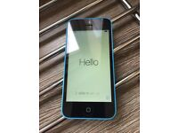 iPhone 5c 16gb blue (unlocked)