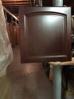 Beautiful custom-made cabinets never installed