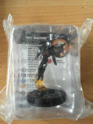Heroclix 2018 Convention Exclusive War Machine #MP18-106 figure w/card