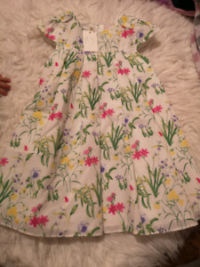 Nwt toddler girl dress