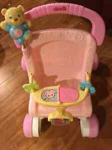Fisher-Price doll stroller
