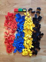LEGO Bricks and Wheels - 250 Pieces!
