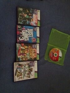 Kinect games ($5 each, all for $20) Cambridge Kitchener Area image 1