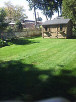 Booking Bi-weekly Lawn Maintenance, Call us Today