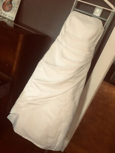 Wedding Dress, mint condition, only $100!