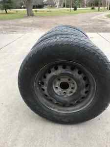 Rims and tires Windsor Region Ontario image 4