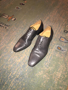 Chaussures en cuir   Leather shoes   12.5