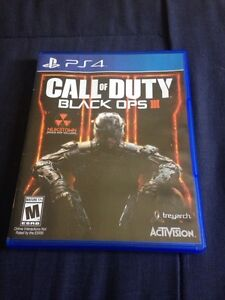 Call Of Duty: Black Ops 3 for PS4