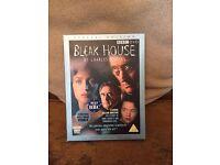 DVD X3 Bleak House - Charles Dickens