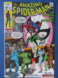 Amazing Spider-Man - Lot of 6 - 91, 92, 93, 94, 95, 96