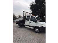 Iveco daily tipper 08 reg