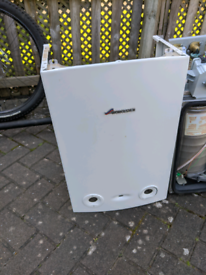Worcester Bosch greenstar Ri gas boiler