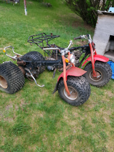 Trikes sale/trade moped frame