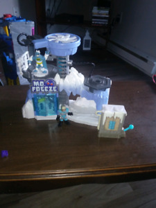Imaginext play houses
