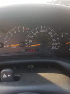 2005 Pontiac Sunfire 2 Door Coupe Black $800
