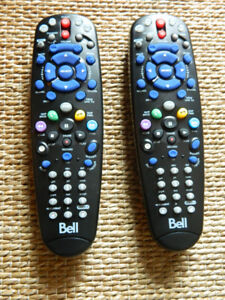 Bell PVR Remote Contols