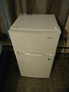 Like New Danby Designer Mini Fridge and Freezer