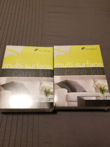 Two Brand new Multi-care furniture cleaning kits