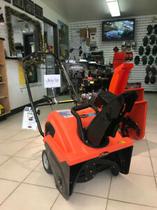 Ariens Single Stage Snowblowers Clearout Pricing