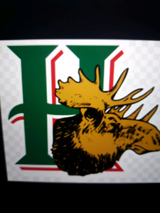 Looking for 2 tickets for Monday-Mooseheads vs Rimouski