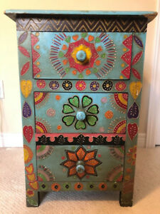 $60 Bedside table for sale (negotiable)