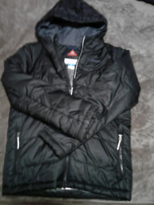 Columbia Black Jacket Girls  Large for 14-16yrs old