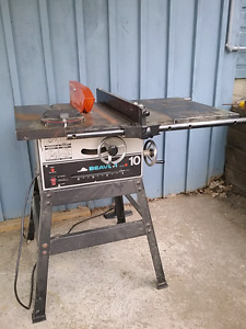 "10"" Table Saw 110v Beaver"