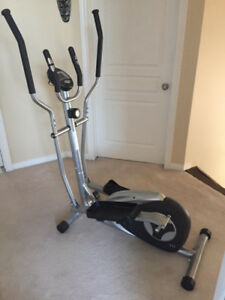 Free spirit Elyptical exercise bike