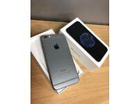 iPhone 6 Black 32gb brandnew boxedup