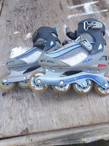Max wheel 180 and size 8