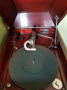 Victrola phonograph antique RCA 33 RPM