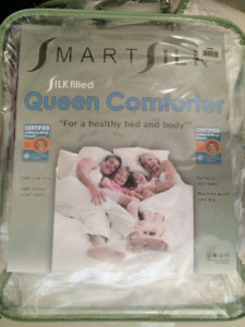 COMFORTER/DUVET SMART SILK - QUEEN
