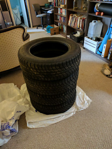 Uniroyal All Season Tires 205/65R16