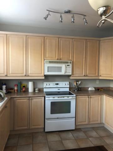 Light Oak Kitchen Cabinets - Mississauga ReStore (gently ...