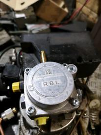 Reconditioned Riello 40 oil burner pump