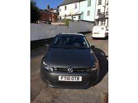 VW Polo 1.6 tdi £30 tax.