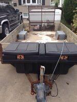 Good utility trailer