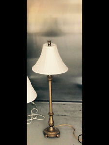 Brass Table Lamp $20 delivery available 902-210-0835