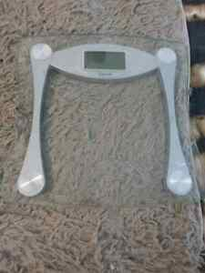 New Costco electronic bathroom scale