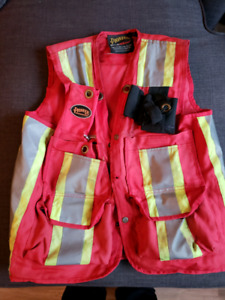 Barely used cruiser vest