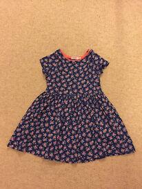 Girls Cath Kidston dress age 3-4