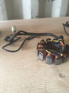 2004 Fire cat 700 Efi Stator. Arctic cat