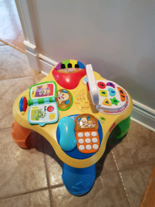 Table de jeu Fisher Price