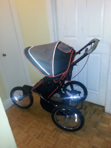 Instep jogger stroller good condition