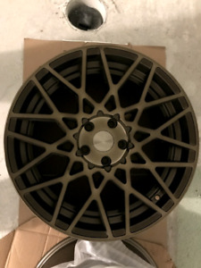 "18"" ROTIFORM REPLICAS - 5X112 MATTE BRONZE"