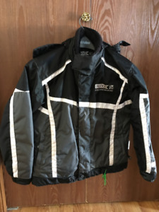 CKX skidoo snowmobile- kids size 12 jacket- $40